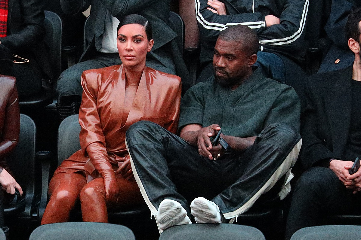 Kanye West Is 'Not Doing Well' During Divorce From Kim Kardashian – Report