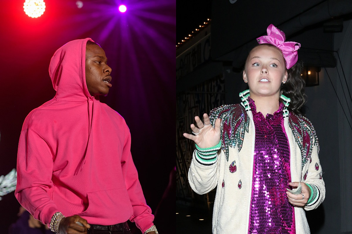 DaBaby Mentions YouTube Star JoJo Siwa in Freestyle and People Are Confused