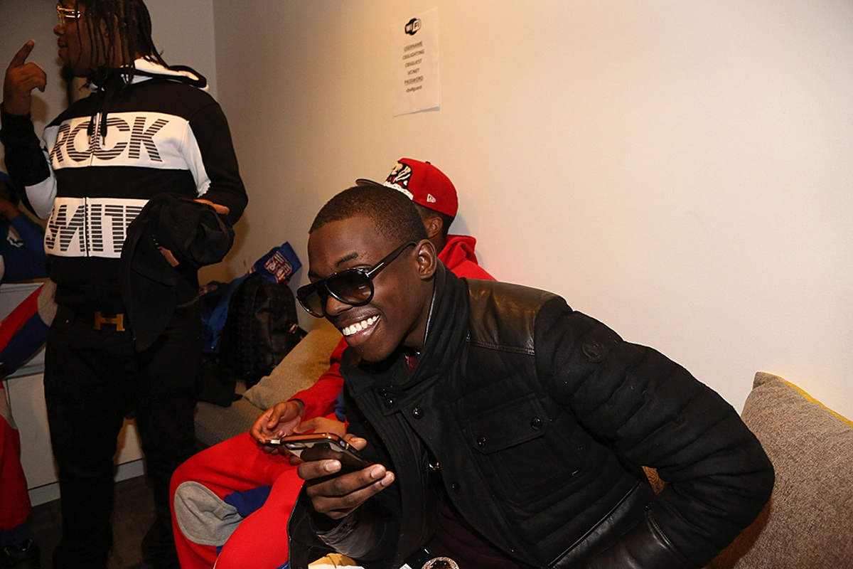First Videos of Bobby Shmurda After Prison Release Surface – Watch