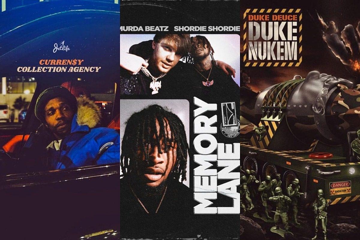 Shordie Shordie and Murda Beatz, Currensy, Duke Deuce and More – New Project This Week