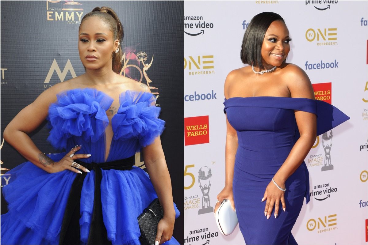 Eve & Naturi Naughton To Star In Hip-Hop-Themed Drama 'Queens'