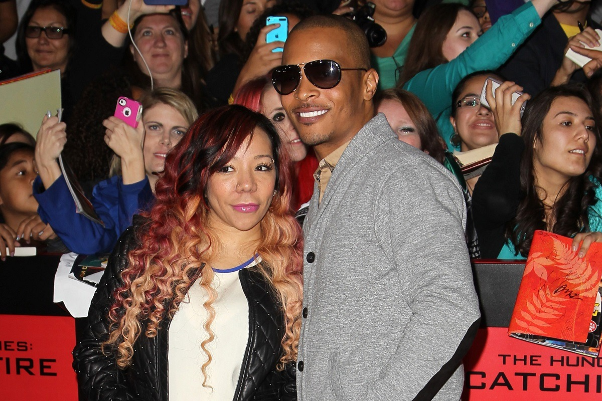 T.I. & Tiny Sued For Defamation By Sabrina Peterson Over Gun Allegations