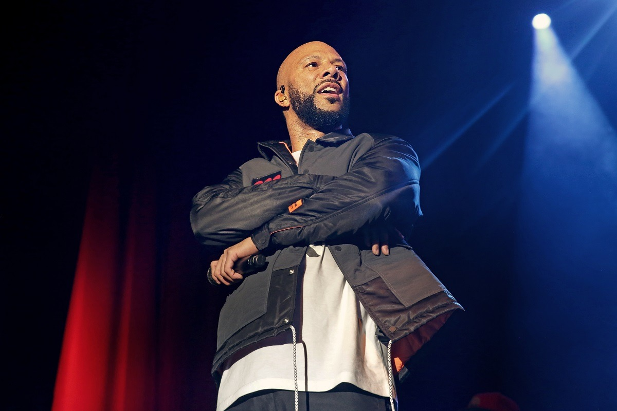 Watch Common's Spoken Word Performance For 'Soul Of A Nation' Series