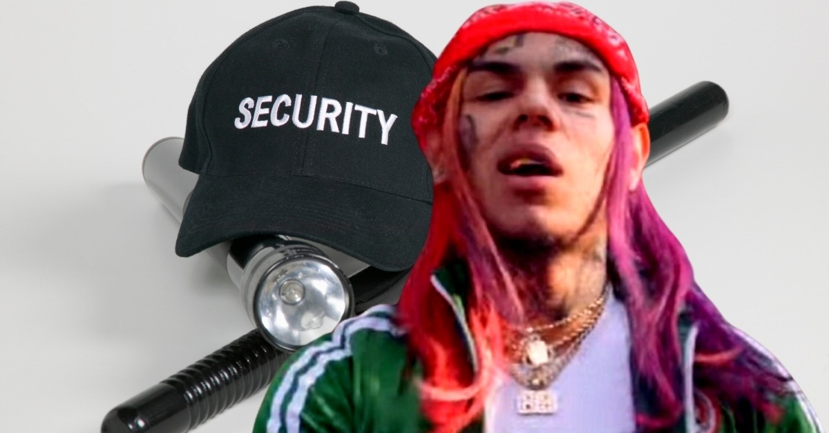 Tekashi 69's Safety Could Be In Jeopardy Over Unpaid Security Bill