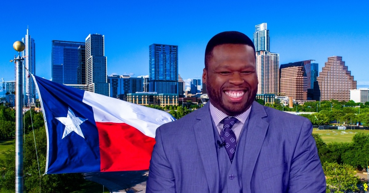50 Cent Could Be Planning A Move To Texas After The State Reopens Businesses