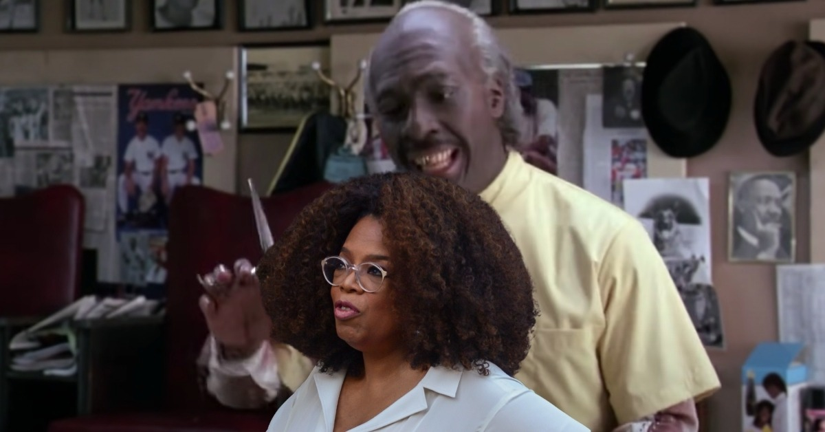 """Eddie Murphy Explains How His Classic Barbershop Characters In """"Coming To America"""" Fooled Oprah For Years"""
