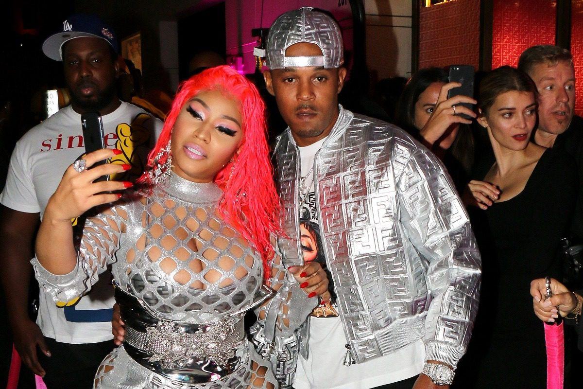 "Nicki Minaj & Kenneth Petty Reportedly Under Investigation In ""High-Priority Case"""