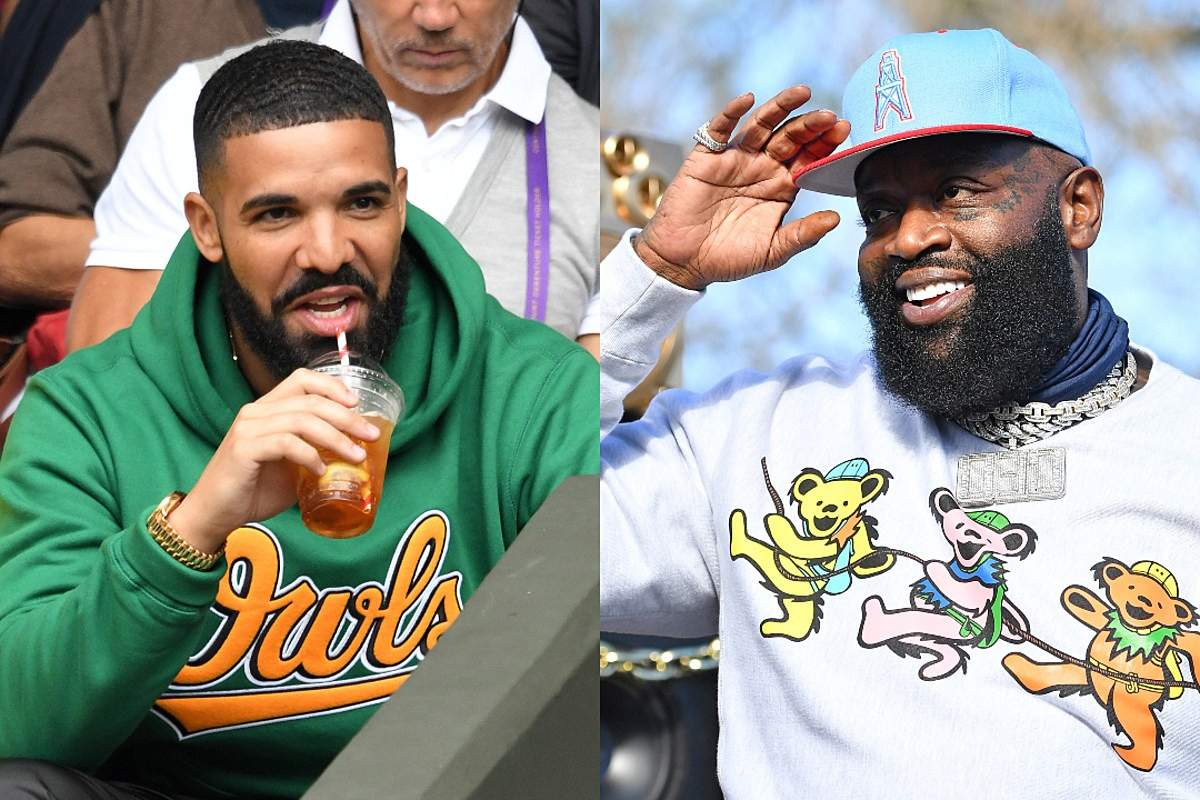 Drake and Rick Ross Are Making a Joint Album, According to Former NFL Player Chad Ochocinco