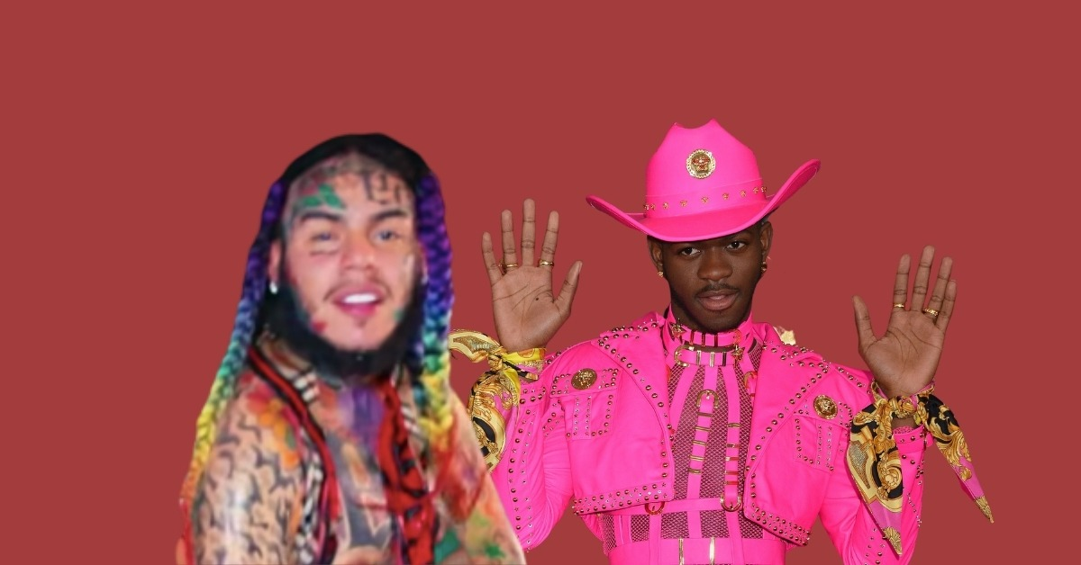 Tekashi 69 And Lil Nas X Explode On Each Other Over DM's
