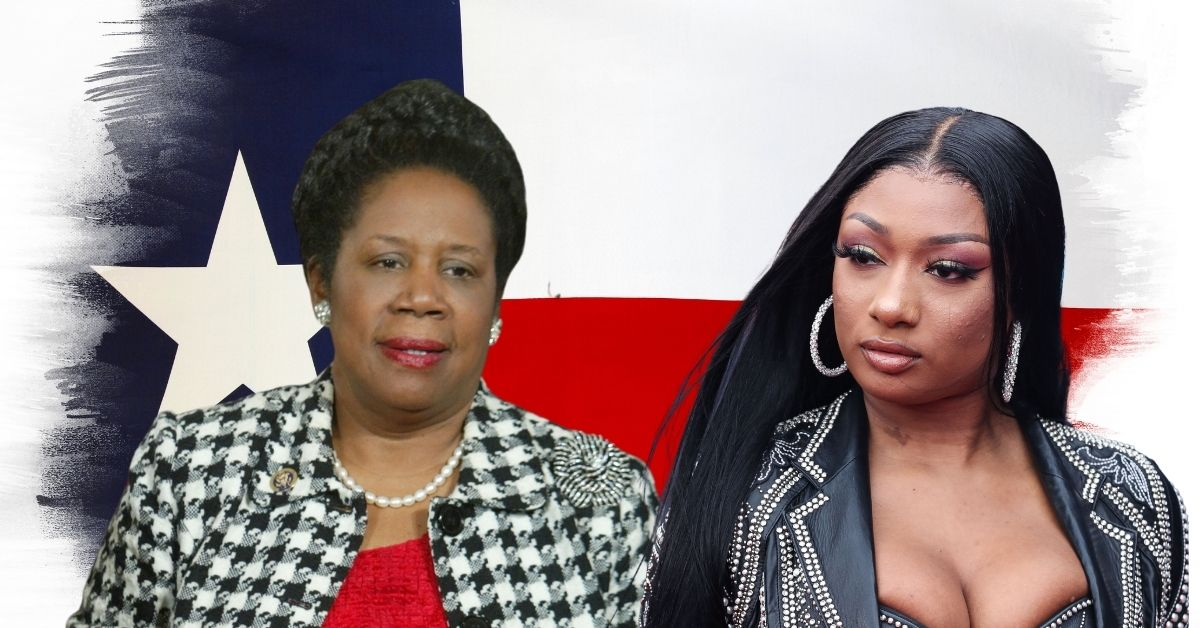 Megan Thee Stallion Uses Political Clout With U.S. Rep Sheila Jackson Lee To Rebuild Homes In Texas