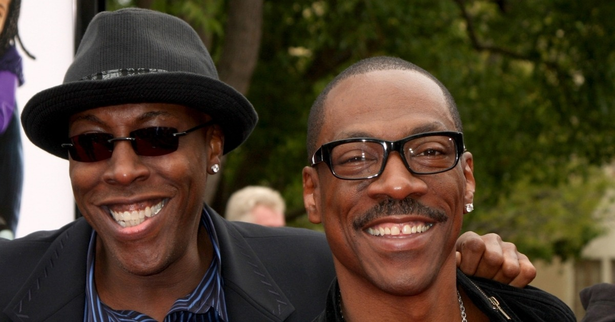 Eddie Murphy Explains How Difficult It Is To Perform In His Crazy Movie Disguises