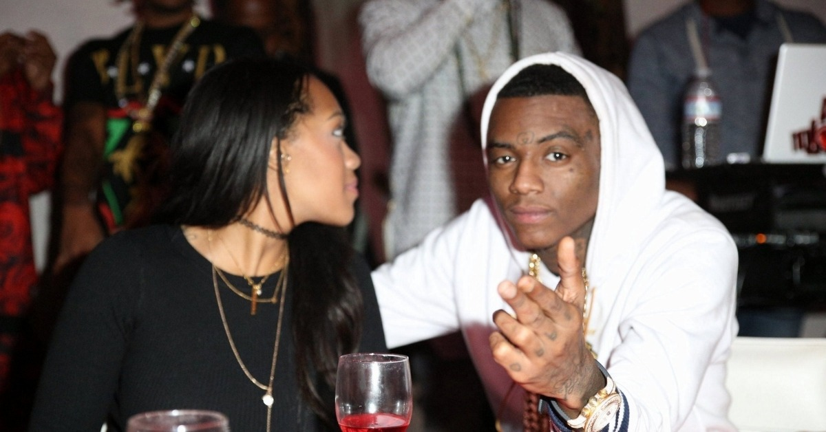 Nia Riley Claims Soulja Boy Put A Gun To Her Head When She Tried To Leave Him