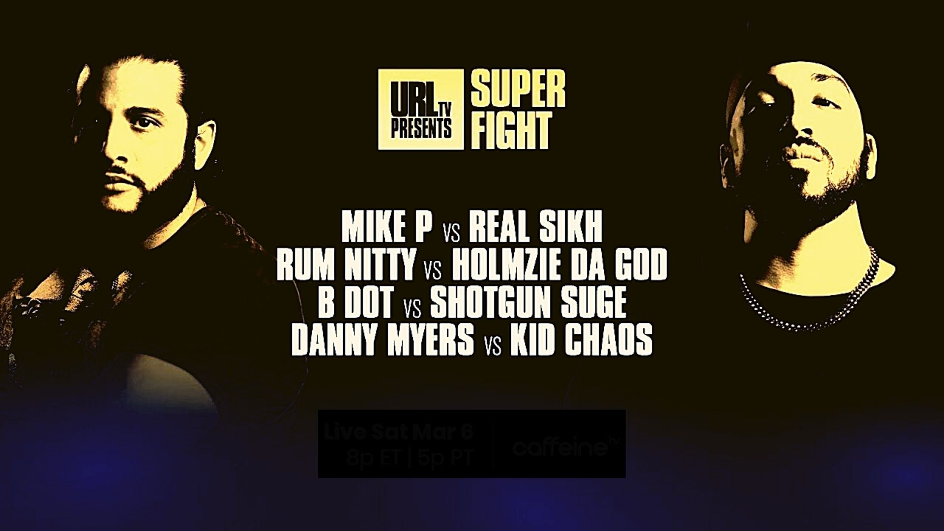 #URLALLSTARS Card Gets A Knock Out With The Super Fight
