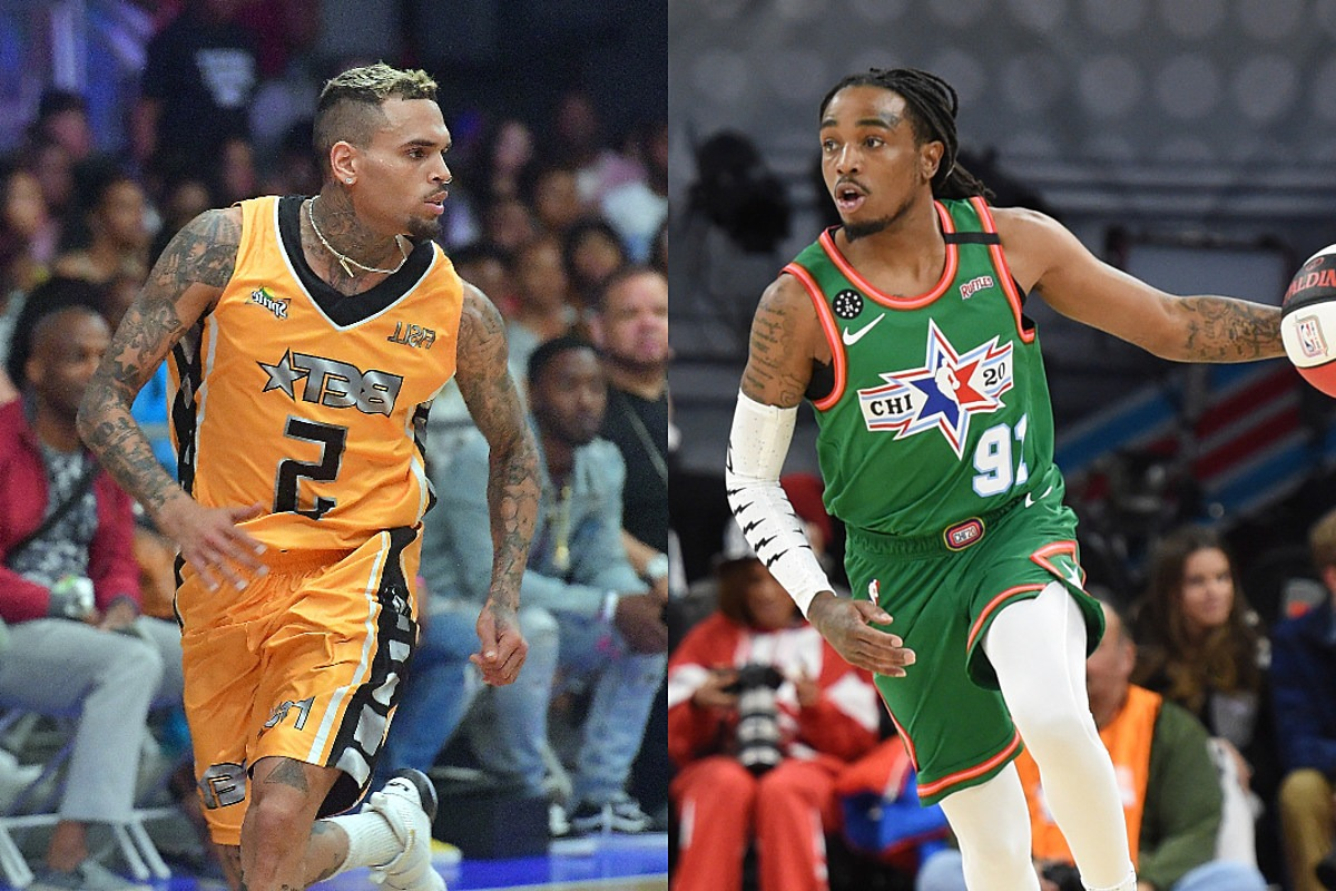 Chris Brown Calls Out Quavo and Jack Harlow After They Won Basketball Tournament, Quavo Responds