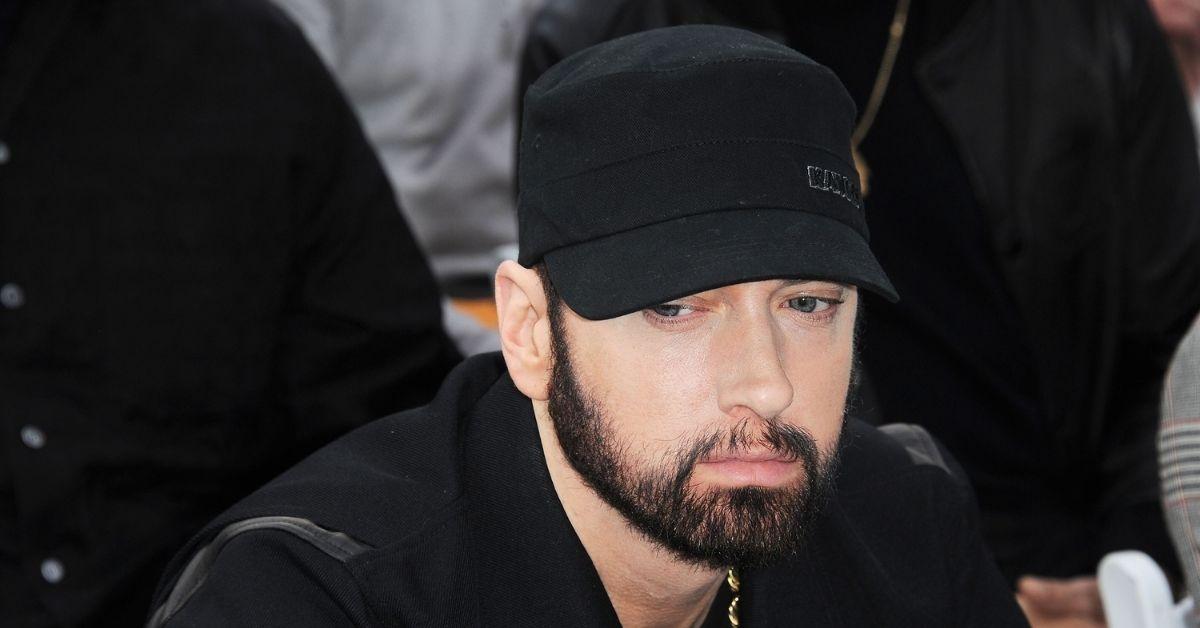 "Eminem Sticks It To Cancel Culture In New ""Tone Deaf"" Video"