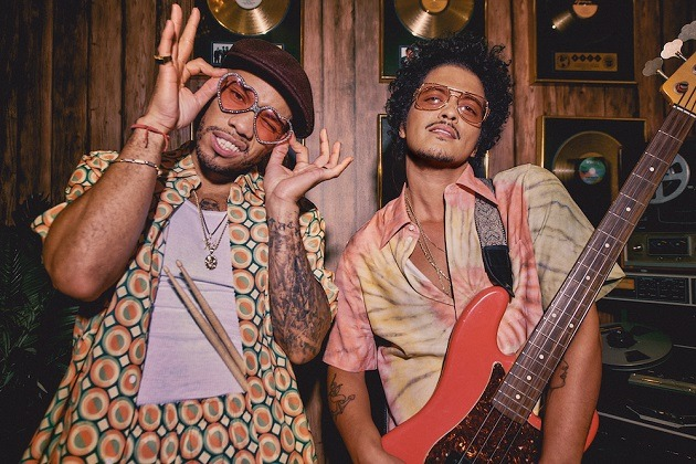 Bruno Mars & Anderson .Paak Talk Working With Bootsy Collins & Possibly Touring In 2020