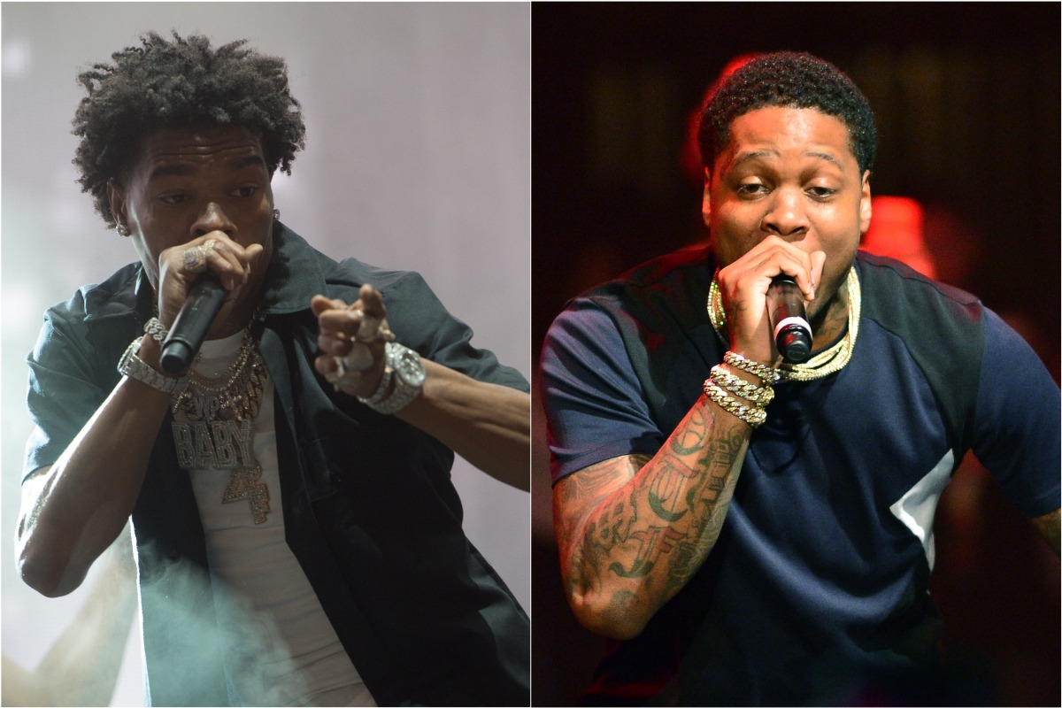 Lil Baby & Lil Durk Tease 'The Voice X The Hero' Joint Mixtape