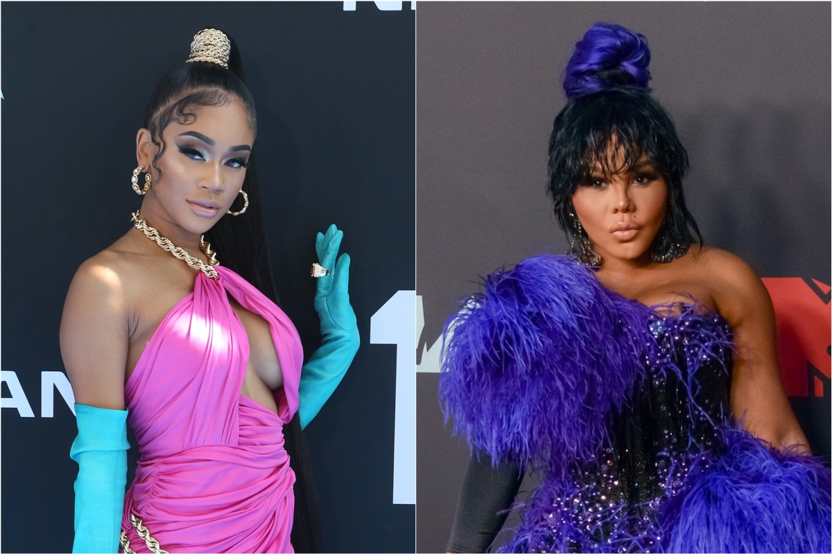 """Saweetie Declares A Line From Lil Kim's """"Not Tonight"""" As The Best Bar In Female Rap History"""
