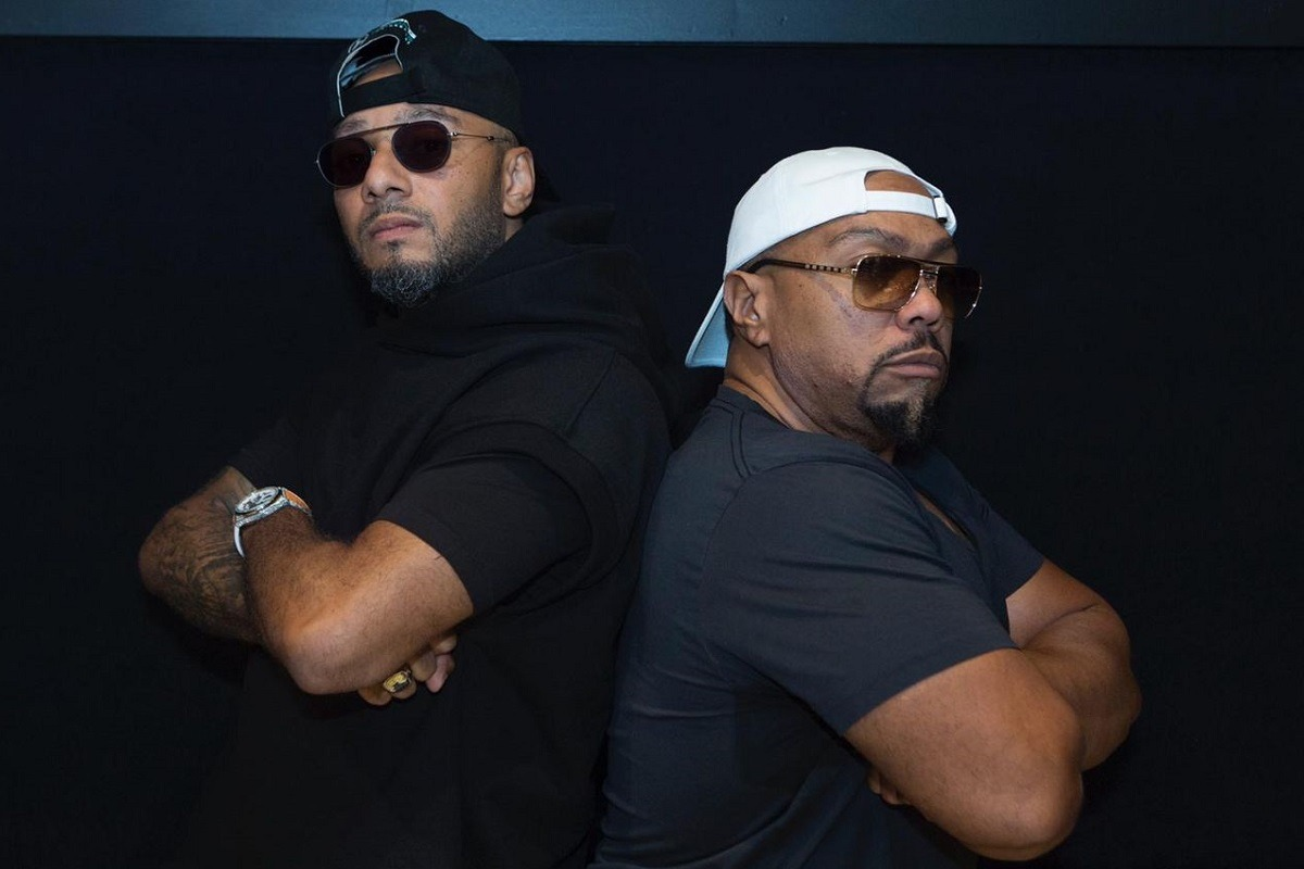 Swizz Beatz and Timbaland Sell Verzuz