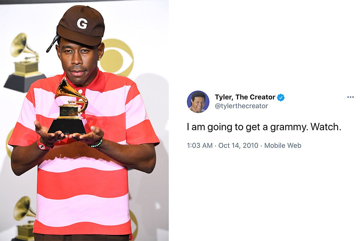 Here's Proof Manifestation Really Works for Rappers