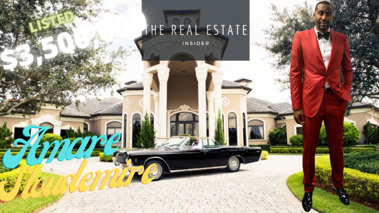 This Is Why Rick Ross Dropped $3.5 Million In Cash For Amar'e Stoudemire's Luxurious Mansion