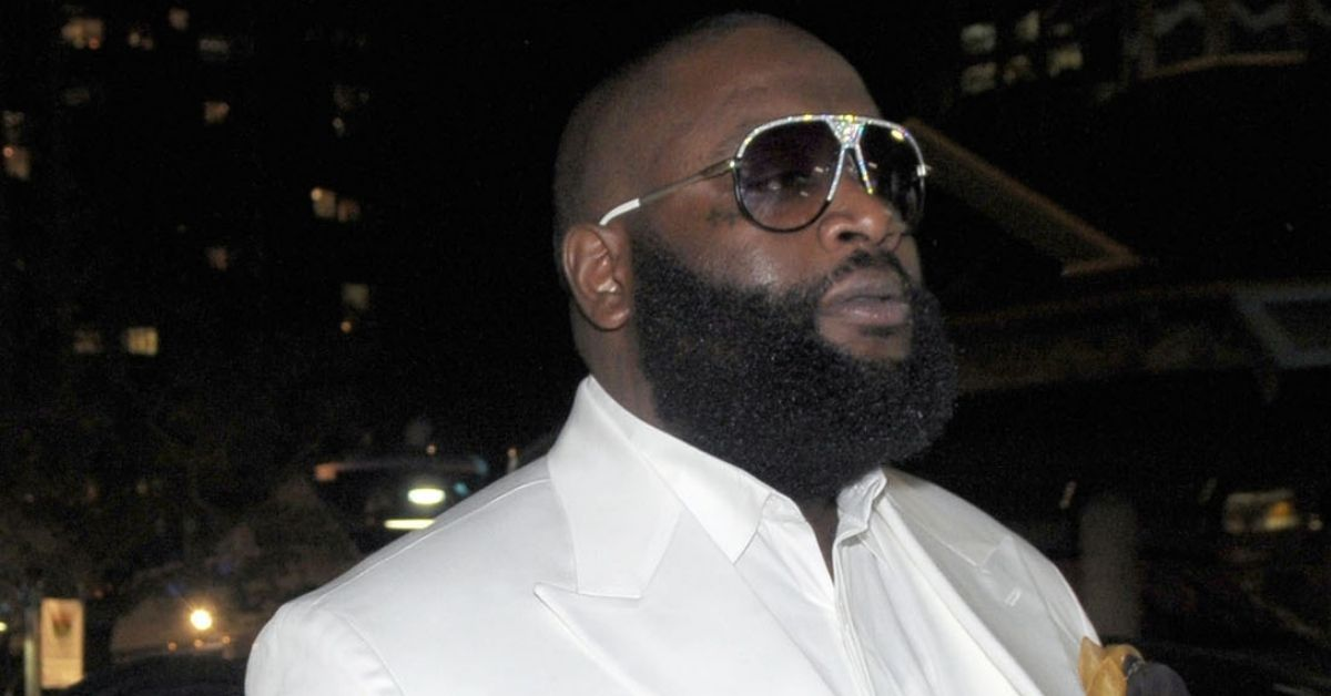"Rick Ross Living Like A Real King As New Owner Of Banquet Table In ""Coming 2 America"""