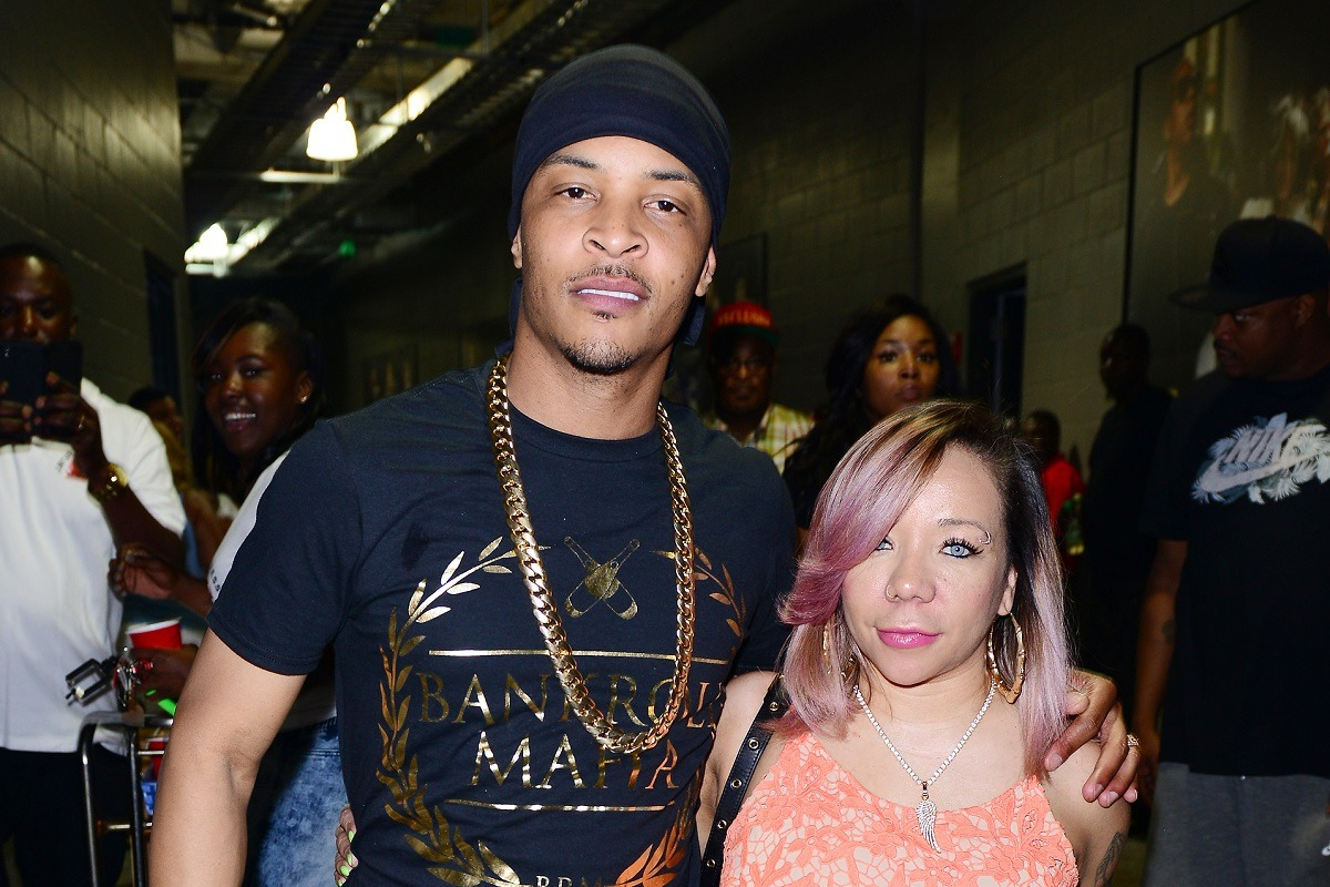 """Another Woman Claims T.I. & Tiny """"Drugged And Trafficked"""" Her In Three States"""