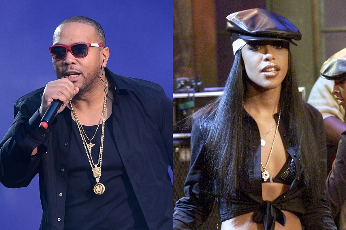 Timbaland Trends After His Past Comments About Aaliyah Resurface