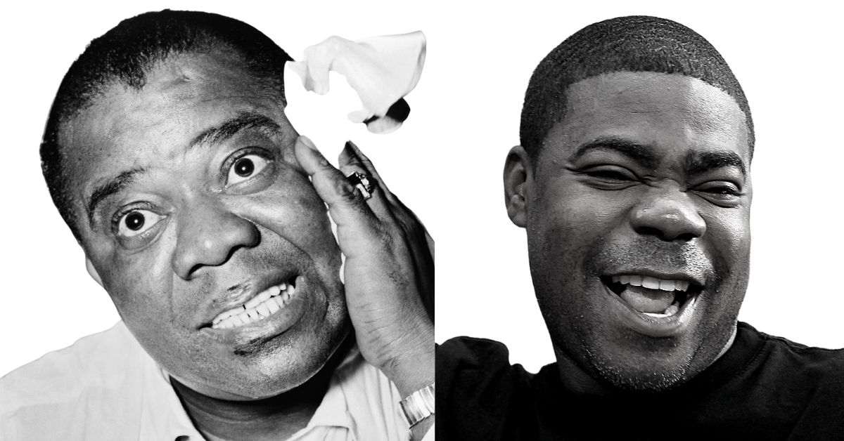 Tracy Morgan Will Star As Jazz Legend Louis Armstrong In Movie He Is Bankrolling
