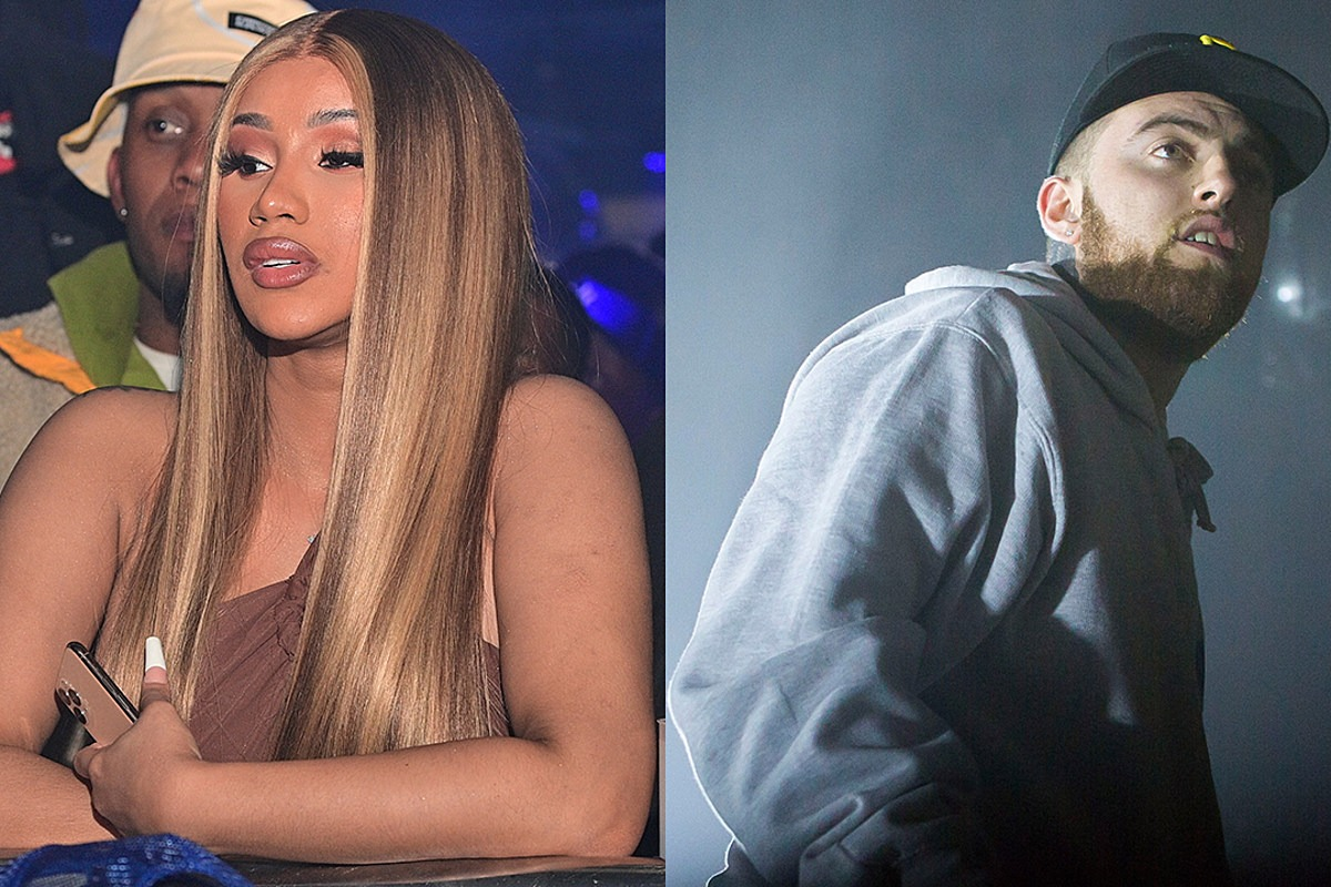 Cardi B Calls Out People on Social Media for Bullying Mac Miller – 'Ya Don't Care Till Somebody Is Gone'