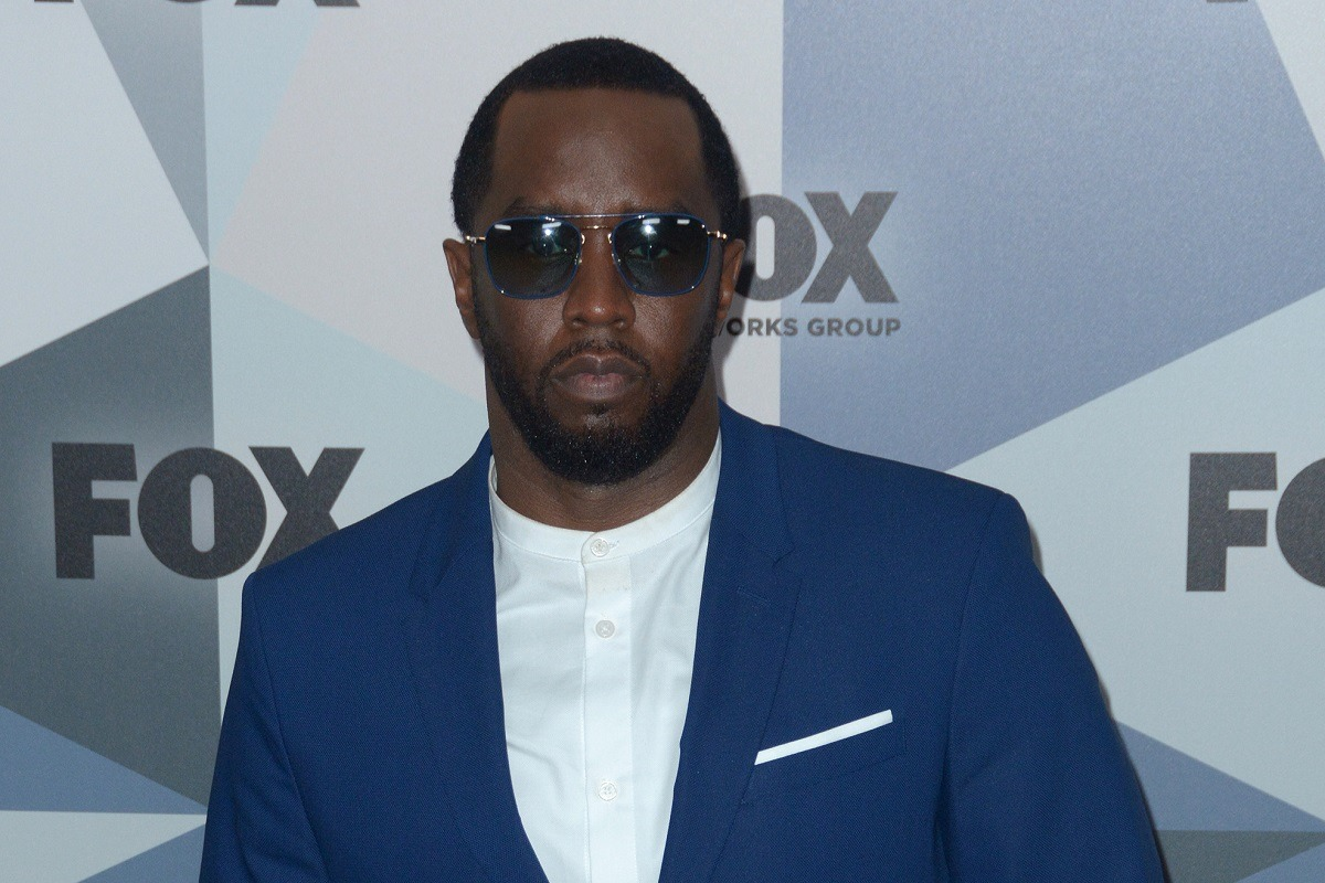 """Sean """"Diddy"""" Combs Re-Opens His School As COVID Vaccines Roll Out"""