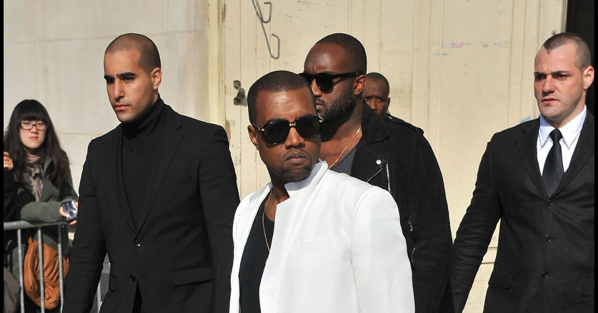 Kanye West's Old Bodyguard Recruits More Muscle For Tell-All Documentary