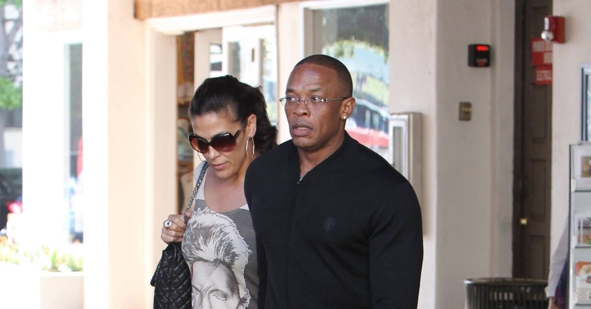 Dr. Dre's Wife Loses Attempt At Restraining Order Over Shocking Diss Track