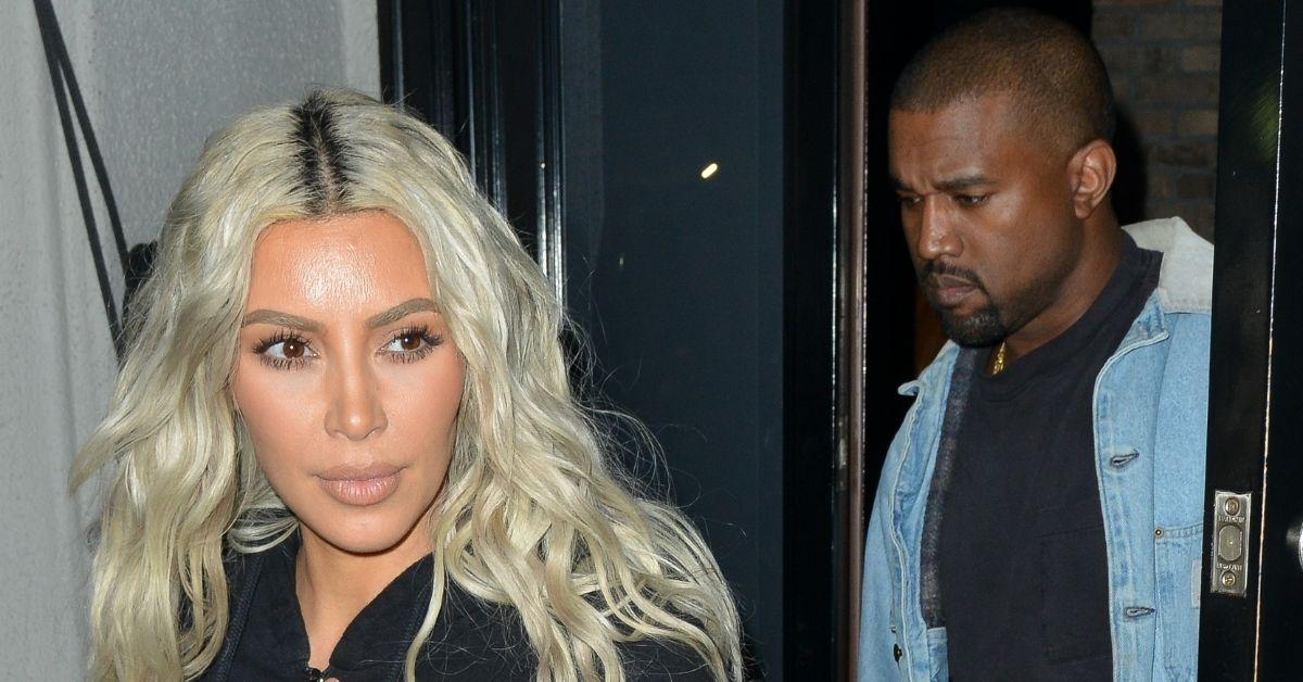 Reports: Kanye And Kim Kardashian No Longer Speak To Each Other