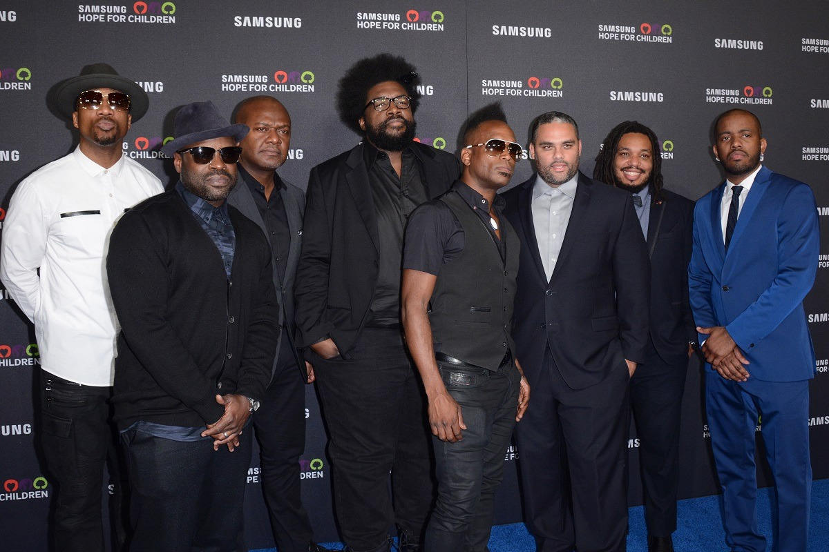 """The Roots' Pre-Grammy """"Roots Jam Session"""" To Stream Live In Virtual Reality"""