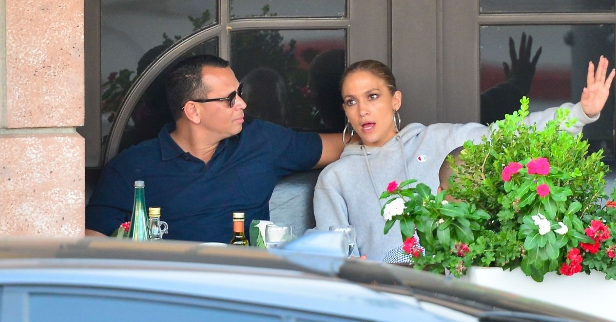 Jennifer Lopez And Alex Rodriguez Call It Quits