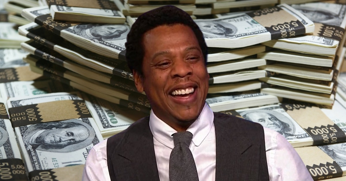 Jay-Z Sells Off One Bottle Of D'usse For $52,500