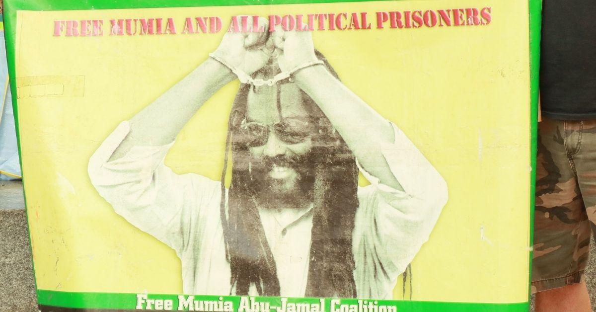 Rap Activists Call For Mumia Abu Jamal's Release Over Serious Health Crisis