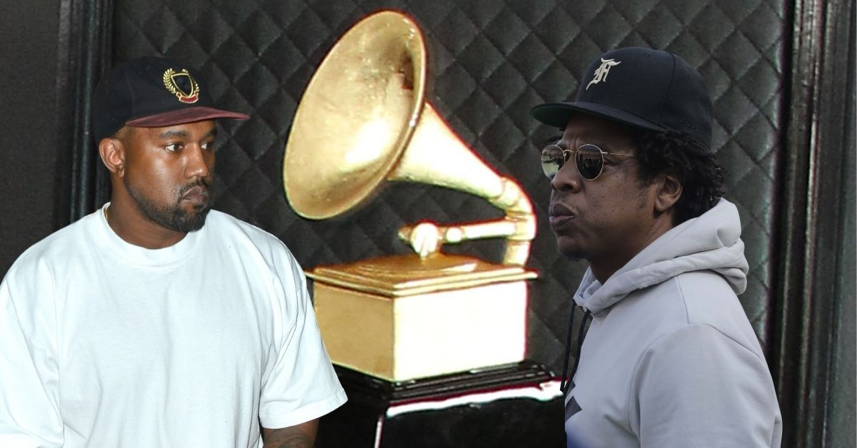 Kanye West Makes Grammy History, Beats Jay-Z (At Least For Now) with 22 Awards