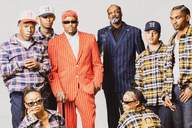 "YG & Snoop Dogg Team Up For ""4Hunnid x Snoop Dogg"" Collection"