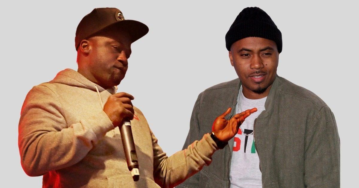 Havoc from Mobb Deep Celebrates QB Brother Nas' Grammy Win