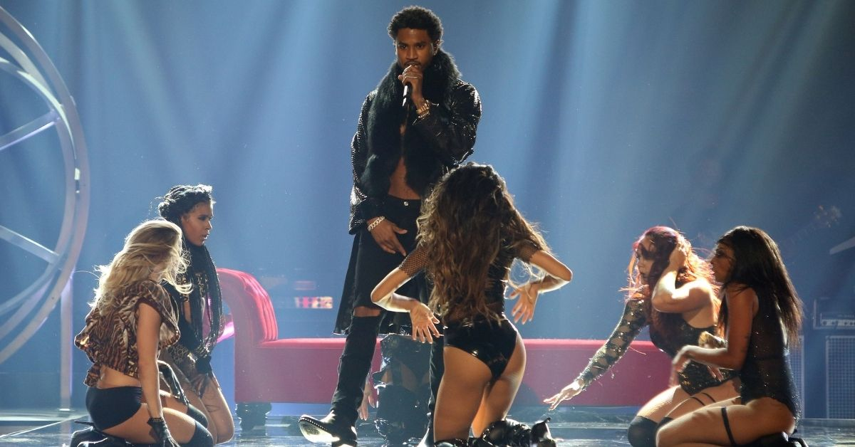Trey Songz Makes Women Kneel Just To Spit In Their Mouths
