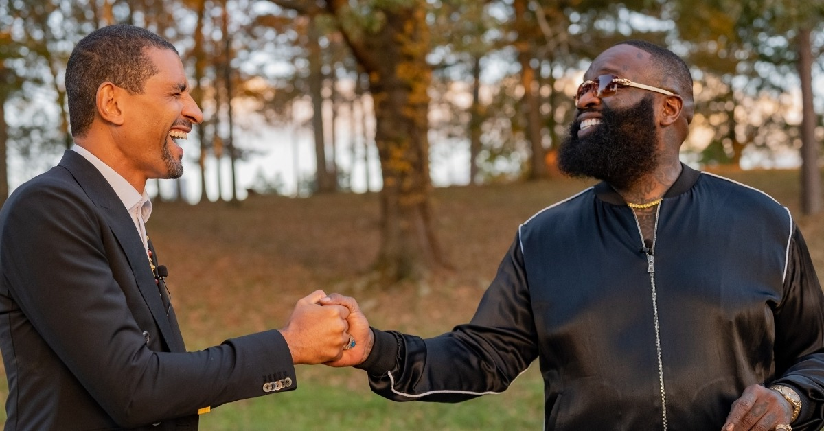 Rick Ross Underwriting Free Health Care Visits For Every Person In Georgia