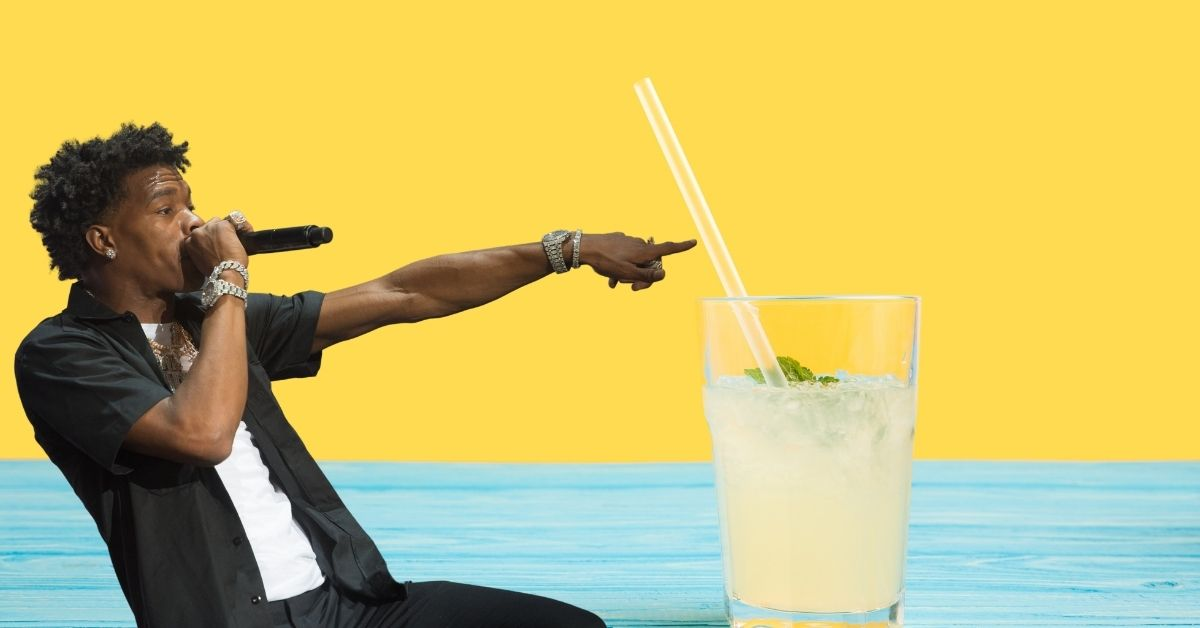 """Lil Baby Launches His Own Drink """"Oowee Lemonade"""""""