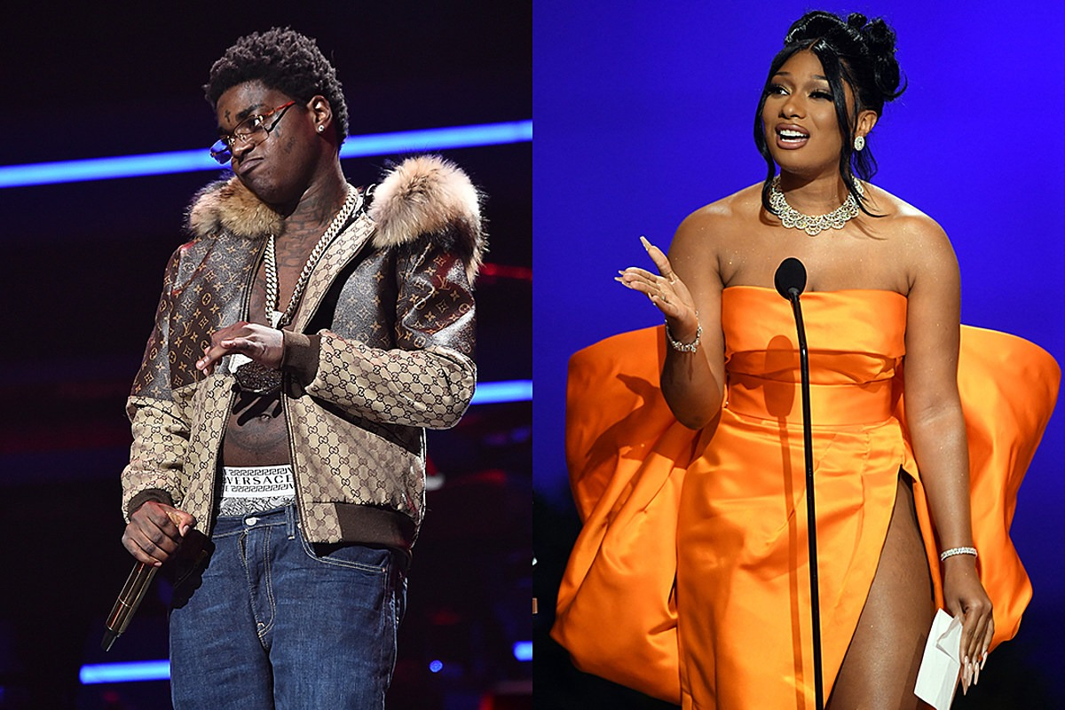 Kodak Black Appears to Go at Megan Thee Stallion Over 'Drive the Boat' Phrase