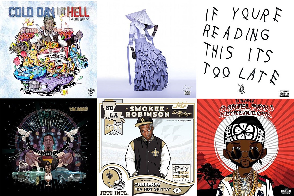Here Are the Best Mixtape Songs From Your Favorite Rappers