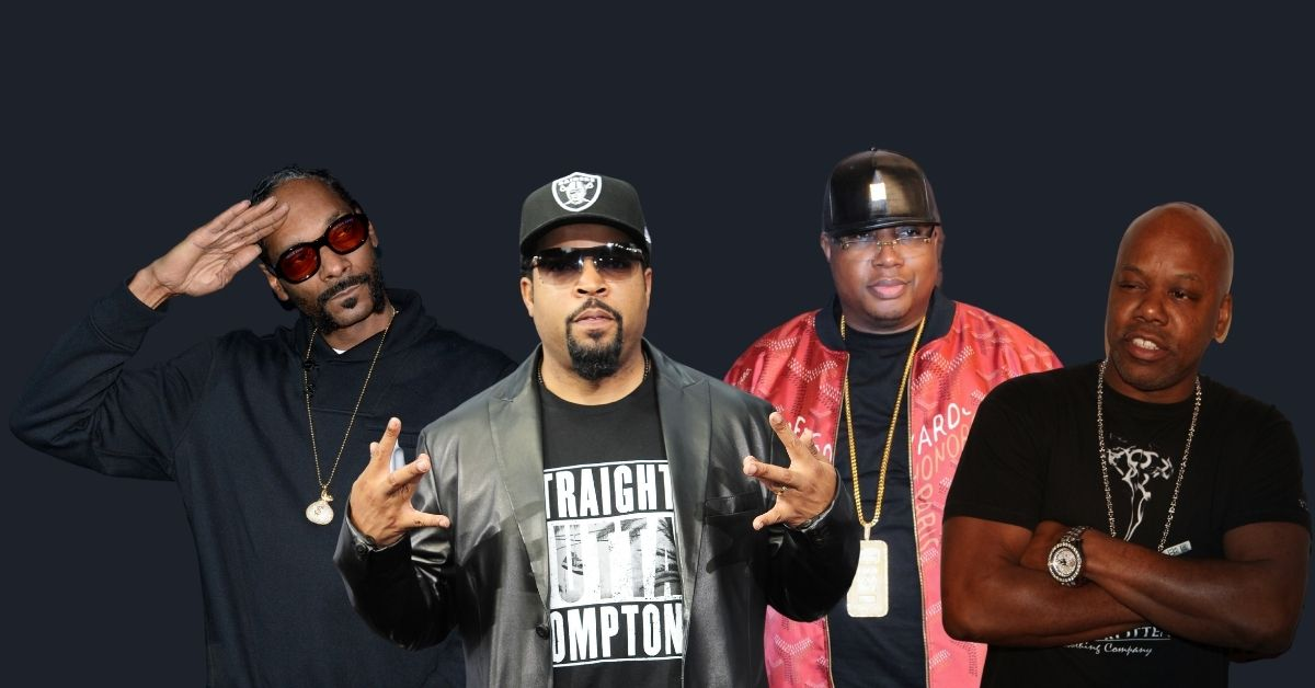 Snoop Dogg, Ice Cube, E-40, And Too $hort Debuting Super Group Mt. Rushmore During Triller PPV Event