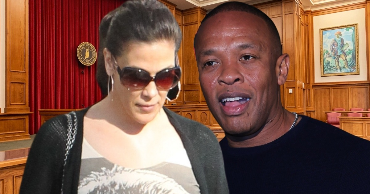Dr. Dre Wants Judge To Declare Him A Single Man