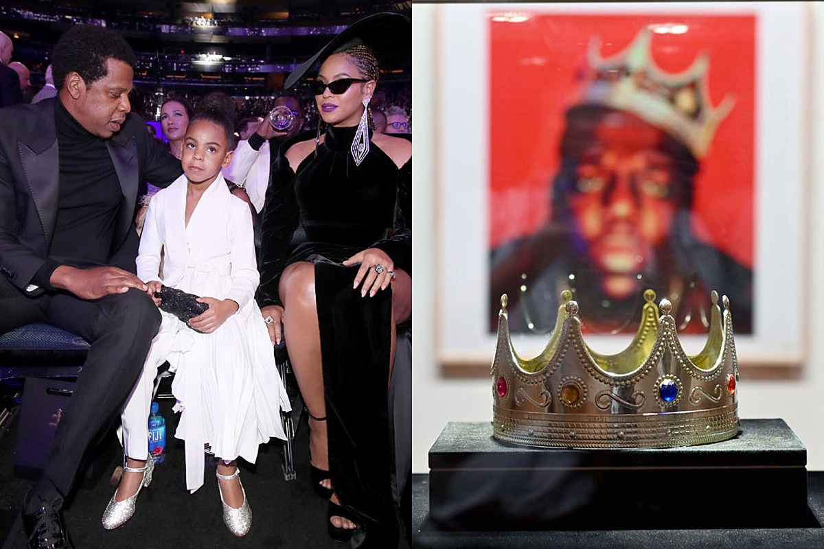 Did Jay-Z and Beyonce Buy The Notorious B.I.G. Crown for Nearly $600,000?