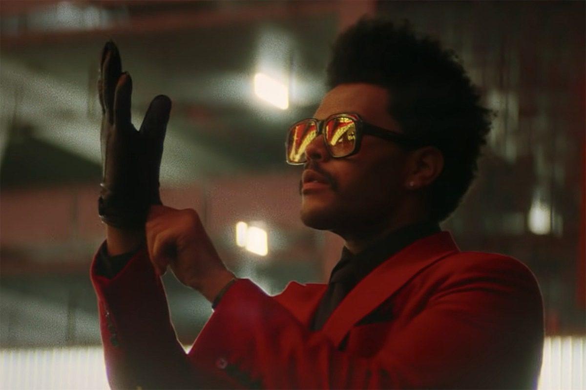The Weeknd's 'Blinding Lights' Lyrics